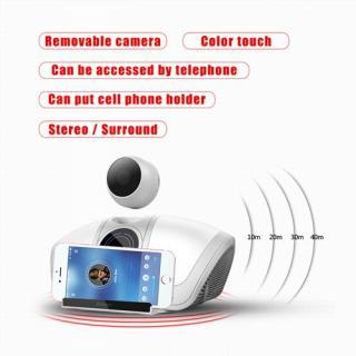 Wifi Camera With Bluetooth Speakers Spytek Online