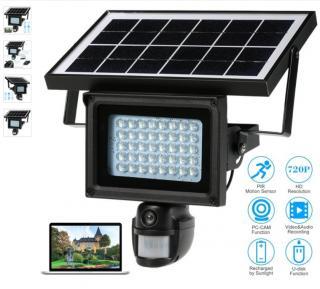 Solar Flood Light Spy Camera Spytek Online